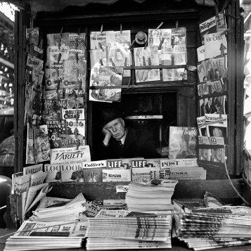 Mars 1954, New York, NY