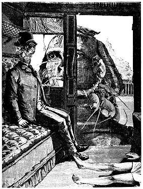 Max Ernst, Une Semaine de Bonté ou Les Sept Péchés Capitaux, 1933. Collages sur papier. © ADAGP, Paris