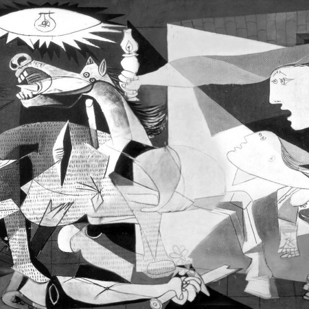 Guernica, picasso