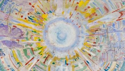 Le Soleil, huile sur toile, 1909-1916. © Munch-museet