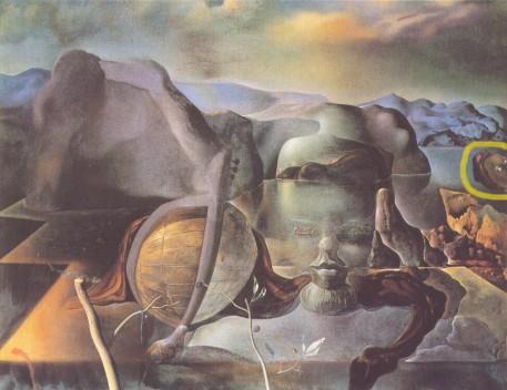 L'énigme sans fin, Dali