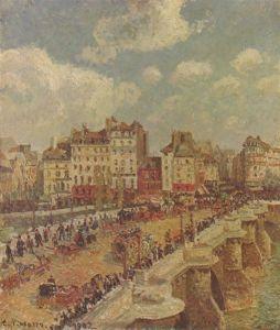 camille_pissarro-pont-neuf