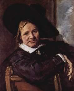 Portrait d'un homme avec un chapeau, 1660-1666, 79,5 x 66,5cm, huile sur toile, (C.) The Yorck Project