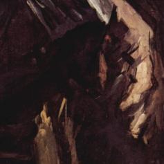 Frans Hals, Portrait d'un homme avec un chapeau, détail