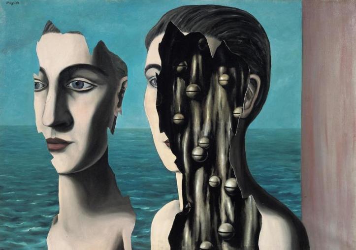 le-double-secret-rene-magritte-1927