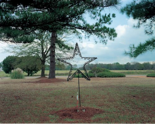william-christenberry-christmas-star