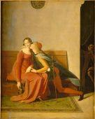 Jean Auguste Dominique Ingres, Francesca da Rimini, 1814.