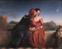 Gustave Doré, Paolo e Francesca da Rimini, 1863