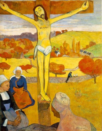 gauguin_christ-jaune