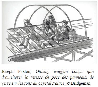 Crystal Palace, Paxton, 1851
