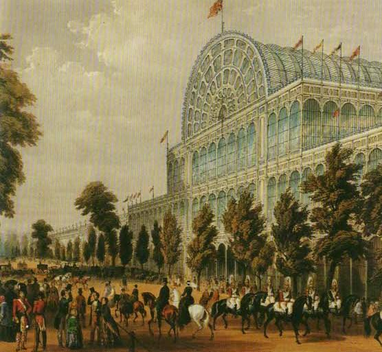 Le Crystal Palace, monument à la gloire de l'Angleterre