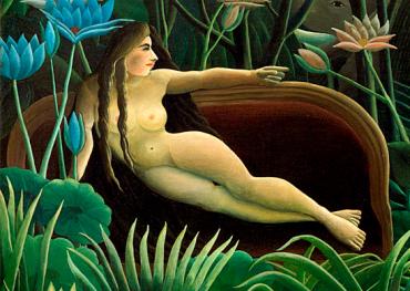 Woman-Lereve-Rousseau