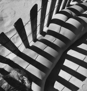Fernand Fonssagrives, Sand fence, 1930