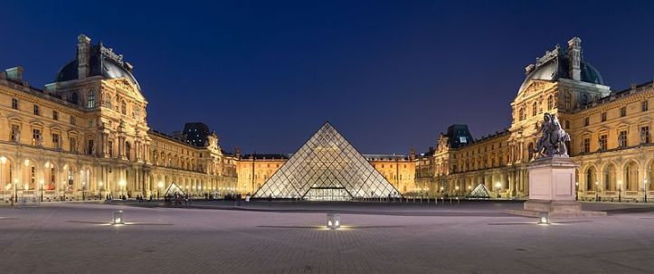 Museìe du Louvre (photo - Benh LIEU SONG)
