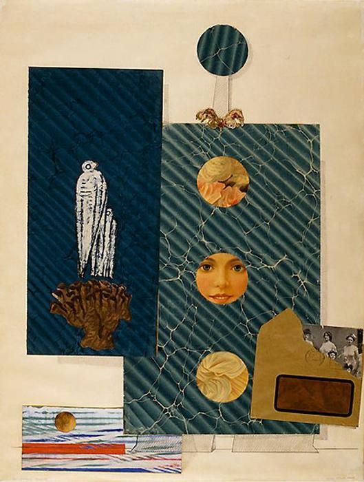 Max Ernst, Le Facteur Cheval, 1932