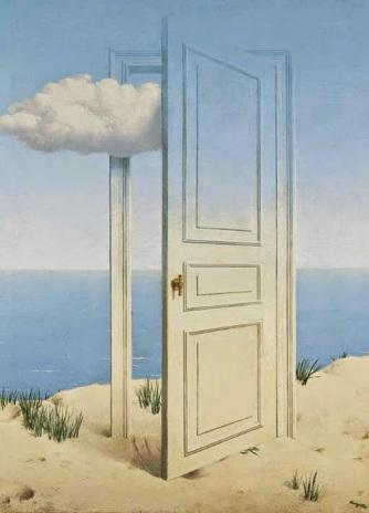 MAGRITTE René (1898-1967),La Victoire, 1939, huile sur toile, 74,5x53,5 cm, Collection particulière.