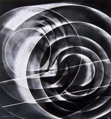 Luigi Veronesi, photogramme, non daté.