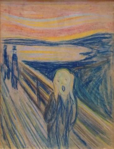 Analyse Le Cri Edvard Munch