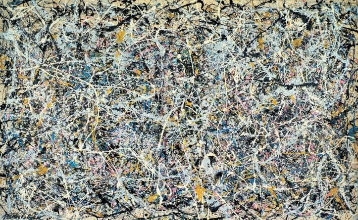 Jackson Pollock,Number 1