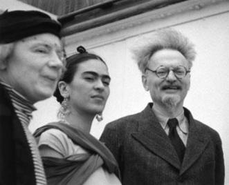 kahlo-trotsky-sedova
