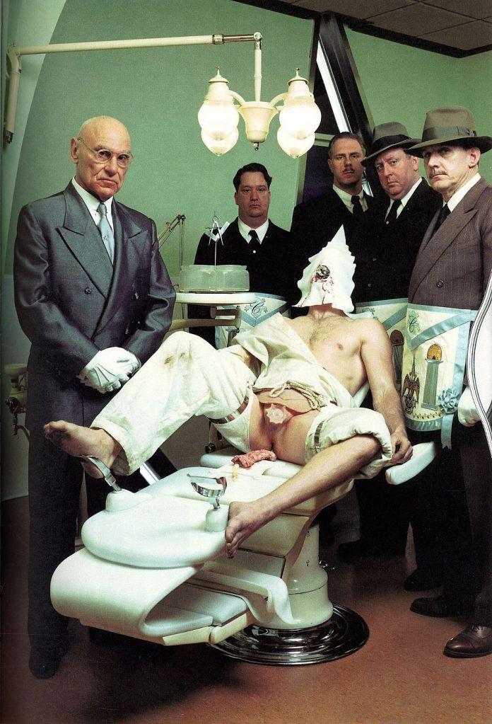Matthew Barney, Cremaster 3 : I Die Daily, 2002