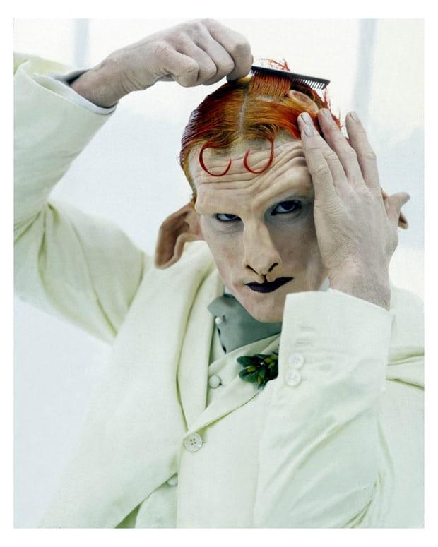 Matthew Barney, Cremaster 4, le Loughton Candidate, 1994