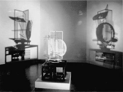 Laszlo Moholy-Nagy, Modulateur-Espace-Lumière, 1922-1930
