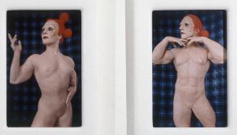 "Matthew Barney, Cremaster 4, Les fées du ""faerie field"", 1994"