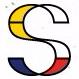 Lettre S Mondrian