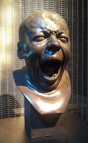 Franz Xaver Messerschmidt — Photo taken by uploader at Nationalmuseum, Stockholm, Domaine public, https://commons.wikimedia.org/w/index.php?curid=18735549