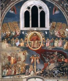 Giotto - Le jugement dernier