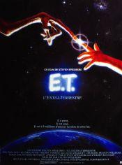 Steven Spielberg - ET affiche