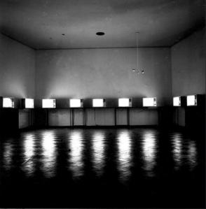 David Lamelas, Situacion de tiempo, Di Tella Instituto de Buenos Aires.