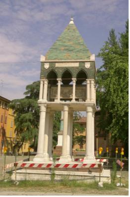 mausolée de Rolandino Passagerri