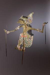 Wayang kulit, Photo de Christophe Loiseau, Musée de l'Ardenne