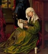 Roger Van der Weynen - Marie-Madeleine lisant