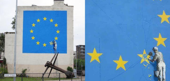 Banksy - Le Brexit