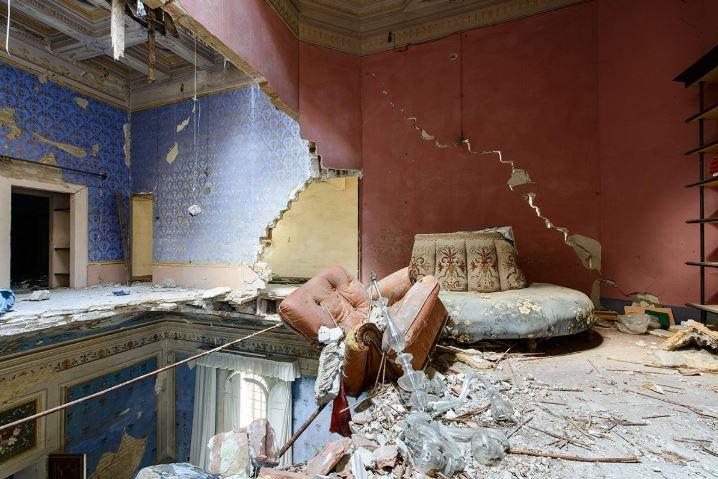 N.Bertellotti - Restes du jour - 2018